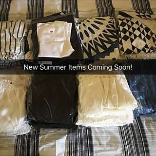 New Items Arrived!! Follow This Page For Them Reviled!!