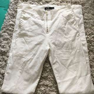 👖Chicabooti White Pants