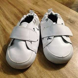 baby boy's shoes (pitterpat)