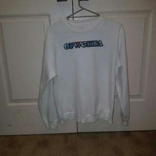 Mens size medium OFWGKTA jumper