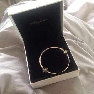 Pandora And One Charm