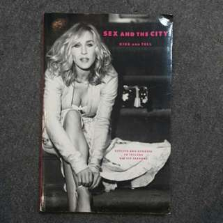 SEX AND THE CITY 書