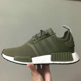 NMD R1 OLIVE (EURO RELEASE)
