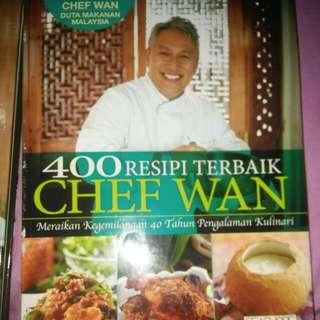 Chef Wan Recipe Books