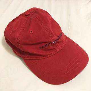 tommy hilfigure baseball cap