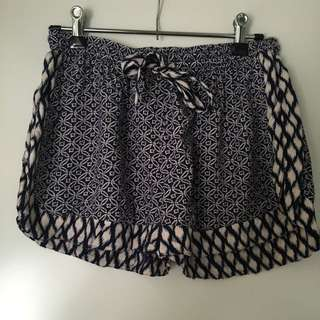Size Small Shorts