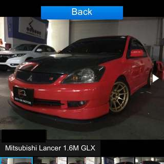 Mitsubishi Lancer 1.6M (Urgent sale)