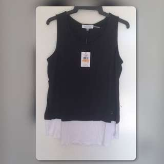 BNWT Calvin Klein Layer Top