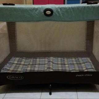 Grago Crib Slightly Used