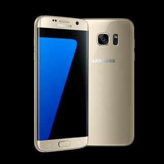 Cheap Brand New 32GB SAMSUNG S7 edge 4G+ GOLD