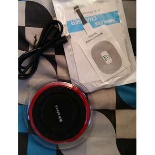 Qi Wireless Charger ,Galaxy S5