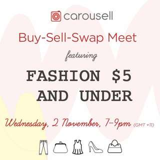 ## ENDED ## Buy-Sell-Swap Meet (2nd Nov '16)