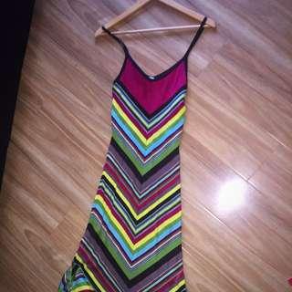 Missoni Silk Zig Zag Dress
