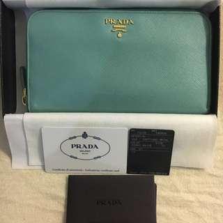 Authentic PRADA Saffiano Leather