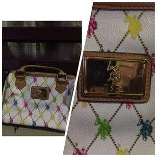 Preloved Polo Bag