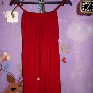 Sexy Dress Red