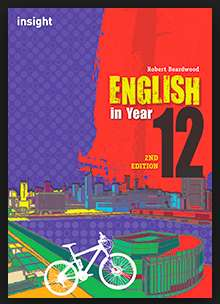 English Year 12 VCE textbook