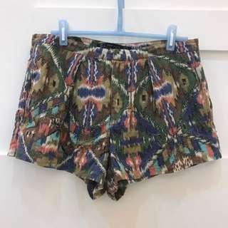 二手-暈染款短褲