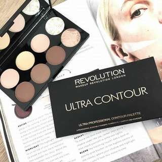 Makeup Revolution: Ultra Contour Palette.