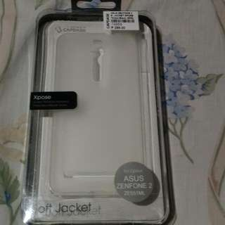 Capdase Original Jelly case Zenfone 2