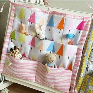 Crib Hanging Organizer