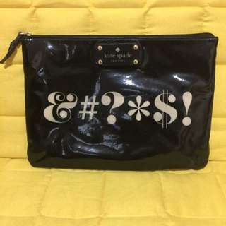 Kate Spade pouch (Authentic)