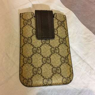 Gucci Cardholder/iPhone Holder