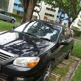 KIA Car For Rent
