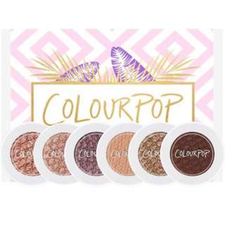 🌟IN STOCK🌟 Colourpop Eyeshadow -  Mile High