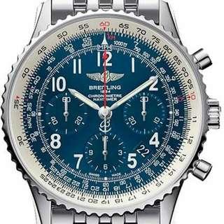 Breitling All Steel Watch