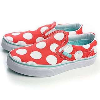 vans 懶人鞋