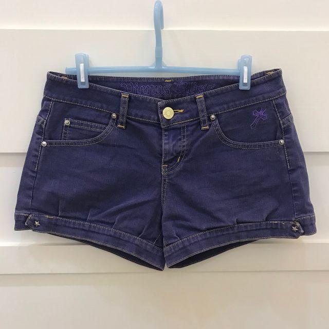 二手牛仔褲短褲(專櫃品牌)