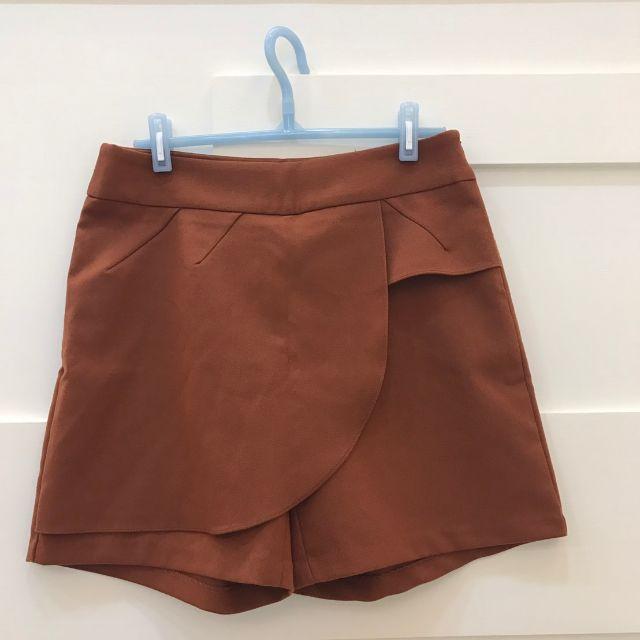 新二手-西裝挺版率性短褲