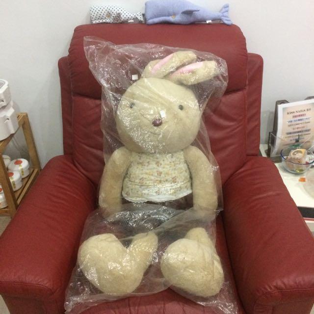 全新 鄉村大兔兔
