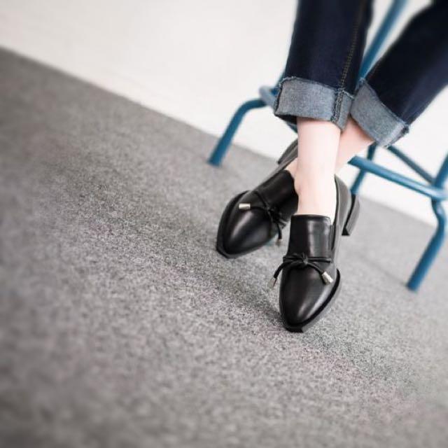 正韓 簡約設計款時尚紳士鞋