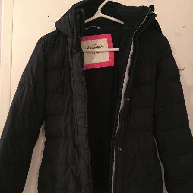 Abecrombie Coat Xs