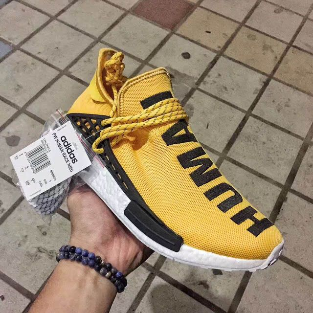 "Adidas NMD Second Gen ""Pharell Williams"""