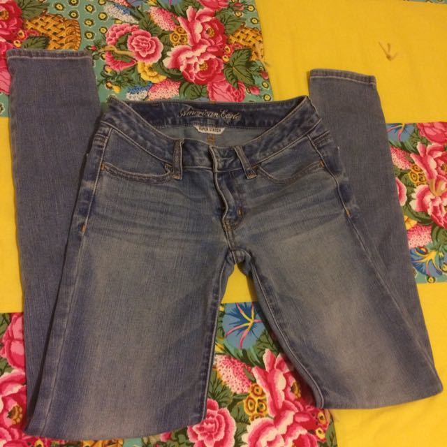 AE super Stretch Jeans Size 00