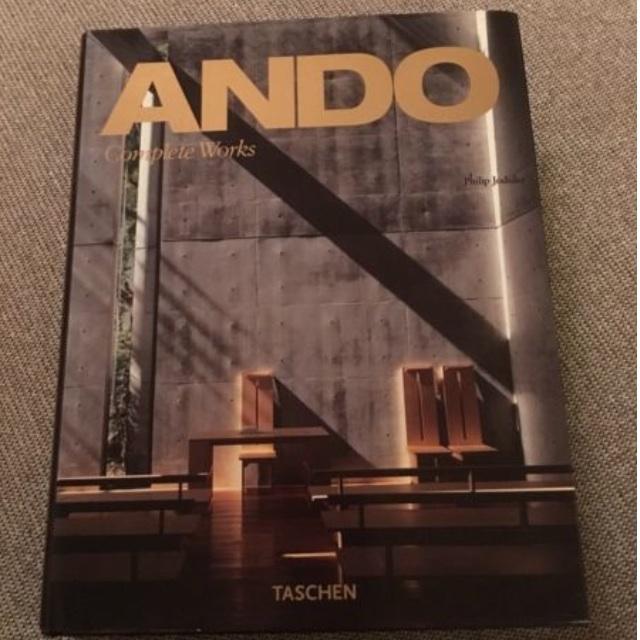 ANDO - Complete Works (books, architecture, taschen)
