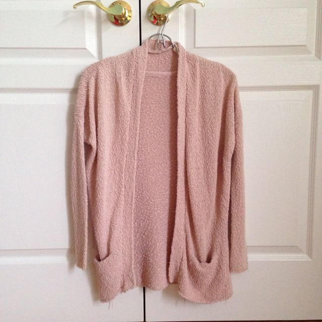 aritzia (talula) knit cardigan