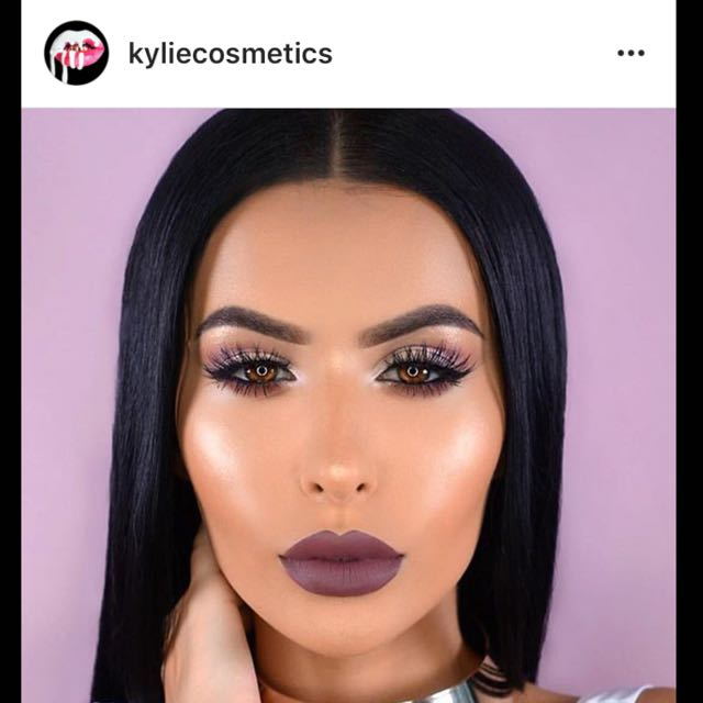 Authentic KYLIE Lip Kit - Love Bite