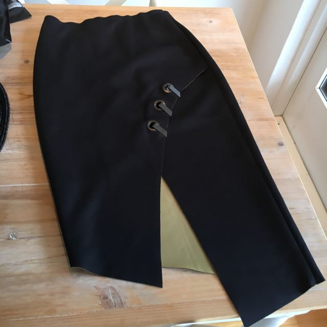 Beck And Bridge Skirt As New Size 6