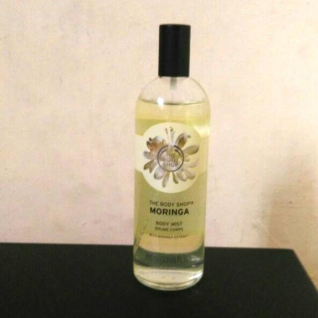 Body Shop Moringa Body Mist