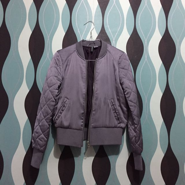 BOMBER JACKET DIVIDED H&M