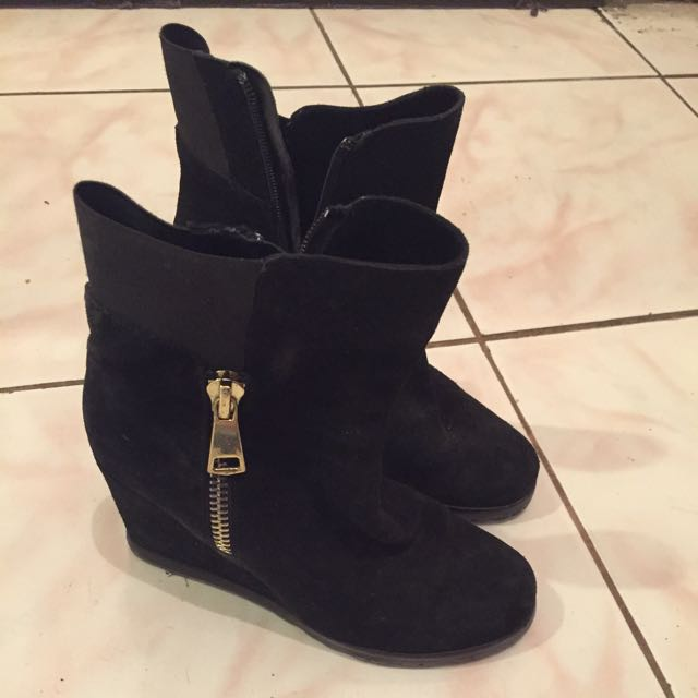 Boot Browns Size 6