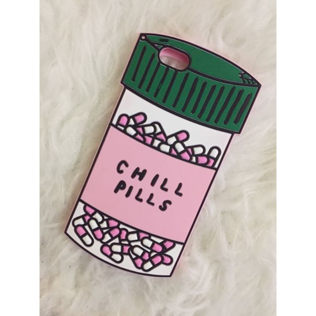 Chill Pill Phone Cases