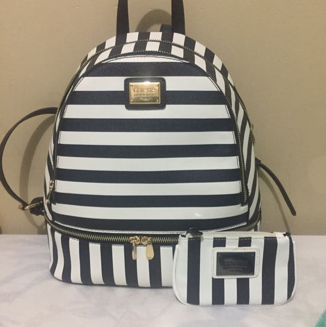 Collete backpack & purse!!! $30 For Both!!!