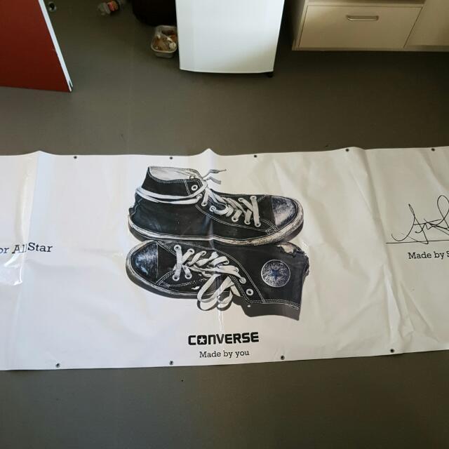 Converse Poster