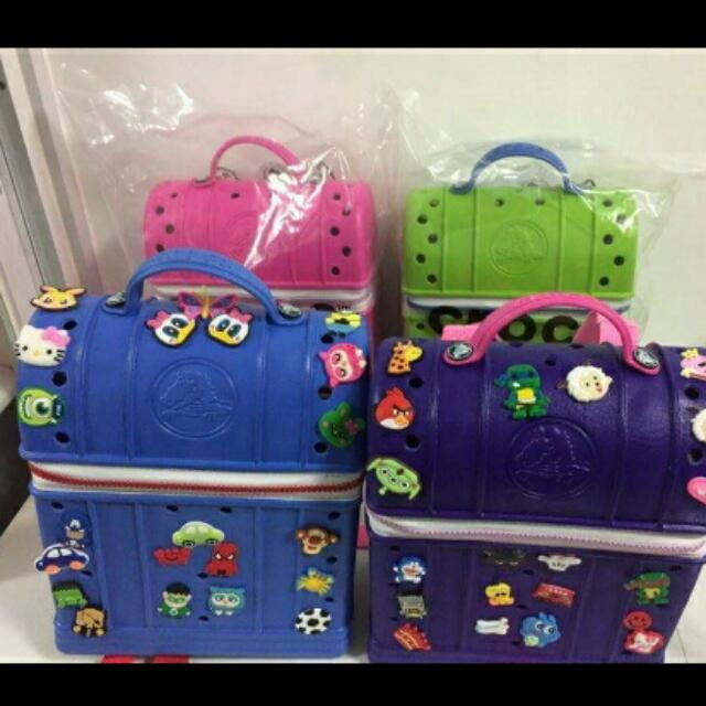 **Christmas Sale!!!** Crocs Bags For Kiddos