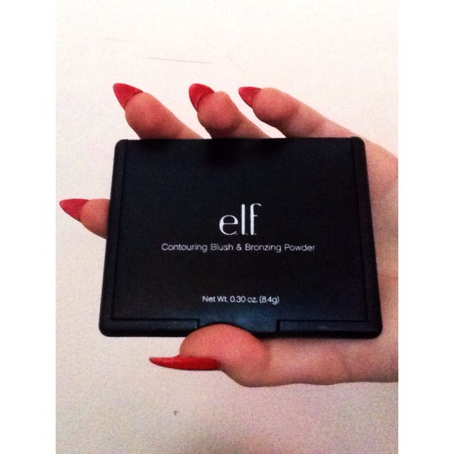 ELF Contouring Blush & Bronzing Powder